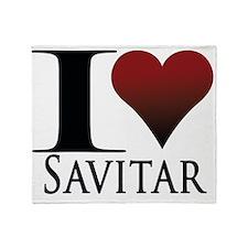 Savitar Throw Blanket