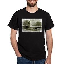 Sea Serpent - 1848 T-Shirt
