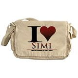 Love Simi Messenger Bag