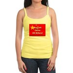 Boycott China K9 Killers Jr. Spaghetti Tank