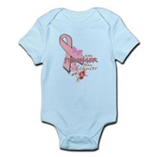 STRONGER than cancer: Infant Bodysuit