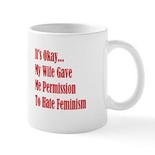 Wife's Permission Mug