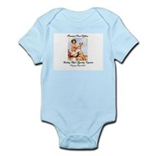 Potential First Officer Infant Bodysuit