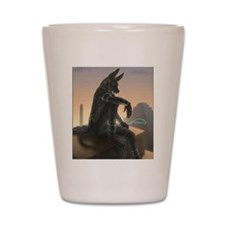 Best Seller Anubis Shot Glass