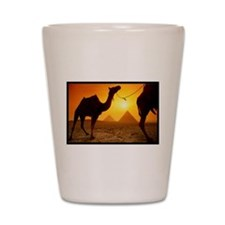 Egyptian Bedouin Camel Shot Glass