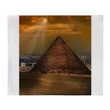 Giza Throw Blanket