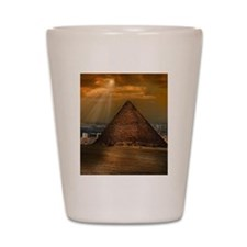 Giza Shot Glass