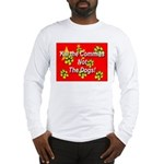 Kill the Commies Not the dogs Long Sleeve T-Shirt
