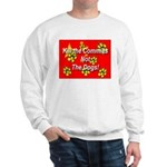 Kill the Commies Not the dogs Sweatshirt