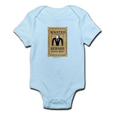 Slender Wanted Infant Bodysuit