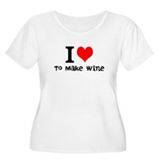 i love to make wine T-Shirt