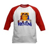 Wrestling Baseball Jersey