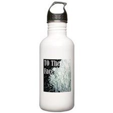 To The Face Water Bottle
