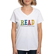 Unique Books Shirt