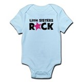Little Sisters Rock Body Suit