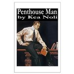 Penthouse Man Large Poster