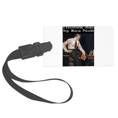 Penthouse Man Large Luggage Tag