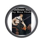 Penthouse Man Wall Clock