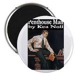 Penthouse Man Magnet