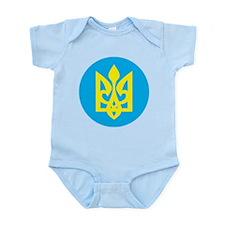 Women's Tryzub Infant Bodysuit