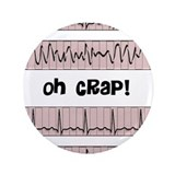 "oh crap cell phone cases CP.PNG 3.5"" Button (100 p"