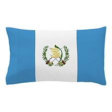 Flag of Guatemala Pillow Case