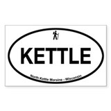 North Kettle Moraine Decal