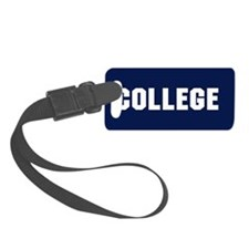 Animal House College Fraternity Frat Luggage Tag