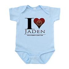 I Heart Jaden Infant Bodysuit