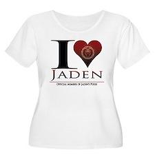 I Heart Jaden T-Shirt
