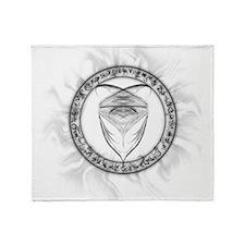 Jaden Symbol Throw Blanket