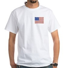 Watercolor USA Flag: Shirt