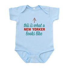New Yorker Looks Like Infant Bodysuit