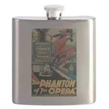 Phantom of the Opera 1925 Flask