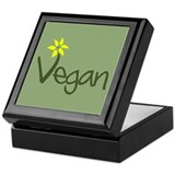 Vegan Keepsake Box