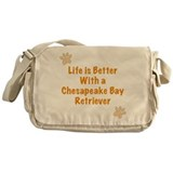 Life is better with a Chesapeake Bay Retriever Mes