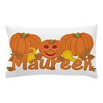 Halloween Pumpkin Maureen Pillow Case