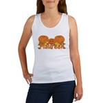 Halloween Pumpkin Maureen Women's Tank Top