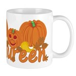 Halloween Pumpkin Maureen Mug