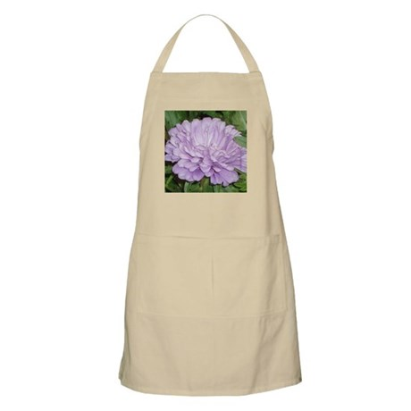 Lavender Flower BBQ Apron