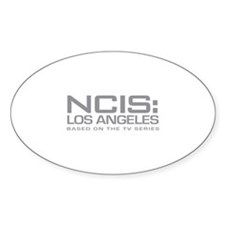 NCIS: Los Angeles Decal