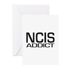 NCIS addict Greeting Cards (Pk of 20)
