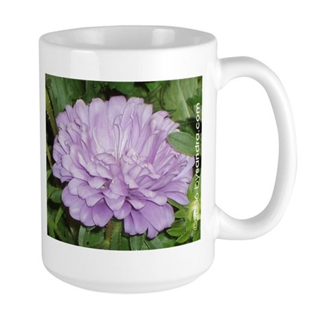 Lavender Flower Large Mug