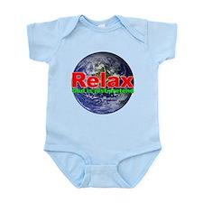 Relax Earth Infant Bodysuit