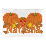 Halloween Pumpkin Natasha Pillow Case