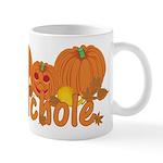 Halloween Pumpkin Nichole Mug