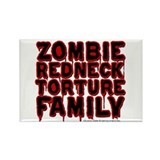 Zombie Redneck Torture Family Blood Magnet