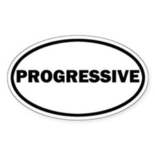 PROGRESSIVE Decal