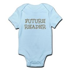Future Reader Infant Bodysuit