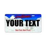 South Dakota Custom License Plate